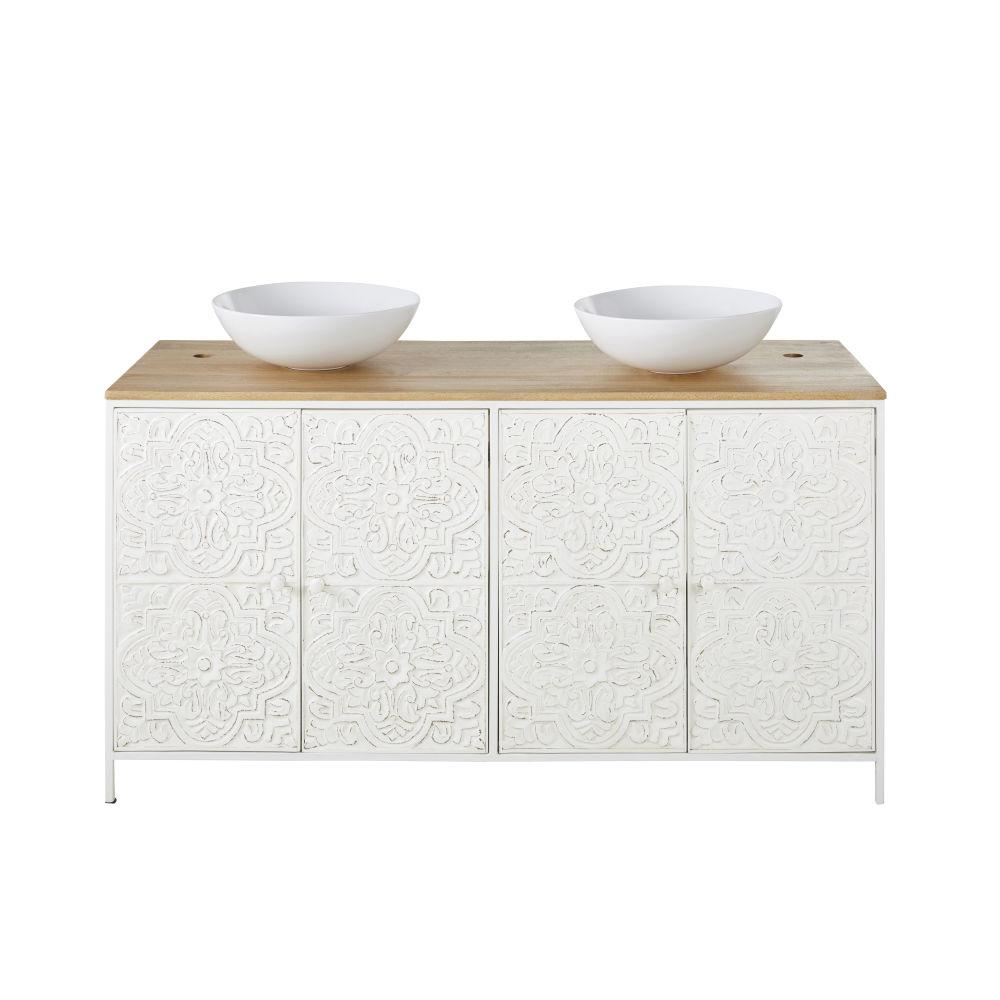 meuble-double-vasque-4-portes-en-manguier-et-metal-blanc-sculpte-kaloa-1000-8-4-198772_1